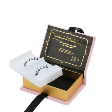 Custom Luxury Eyelash Printing Packaging Gift Box