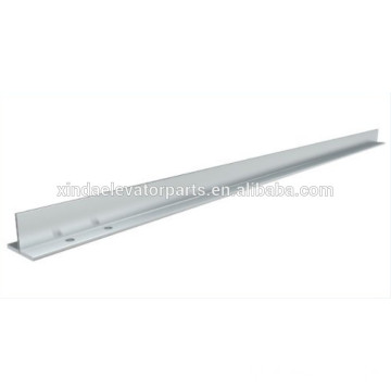 Cold Drawn Guide Rail for elevator spare part