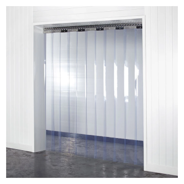 Plastic pvc strip curtains for cold room