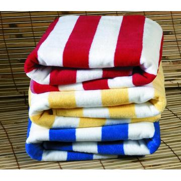 Eco-friendly cheap fashion bath towel