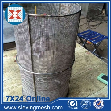 Stainless Steel Wire Basket