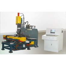 YBJZ-100 Hydraulic CNC Plate Punching & Drilling Machine