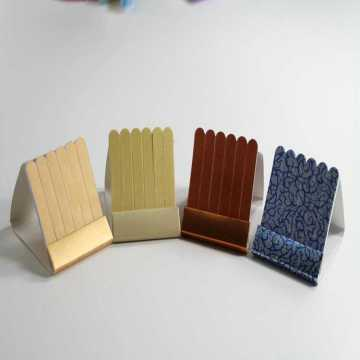 Mini Wooden Nail File