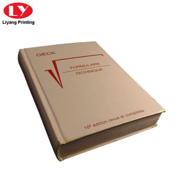 High Quality Hardcover Book Printing Services