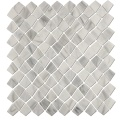 Stone patterned glass mosaic tiles for outdoor walls