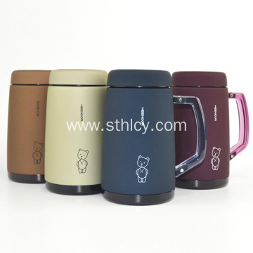 Thermos Stainless Steel Office Cup Double Layer