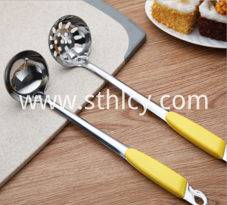 Stainless Steel Soup Ladle6