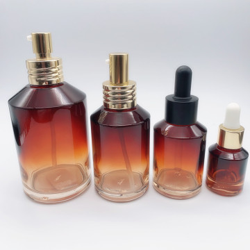 Lotion bottles  refined oil bottles perfume bottles