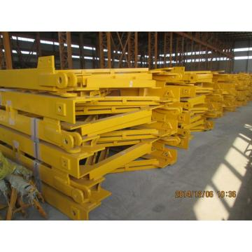 tower crane building material