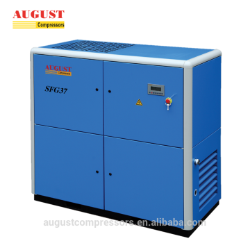 37KW 50HP variable frequency air cooled air compressor