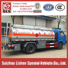 Dongfeng fuel dispenser truck 8000L