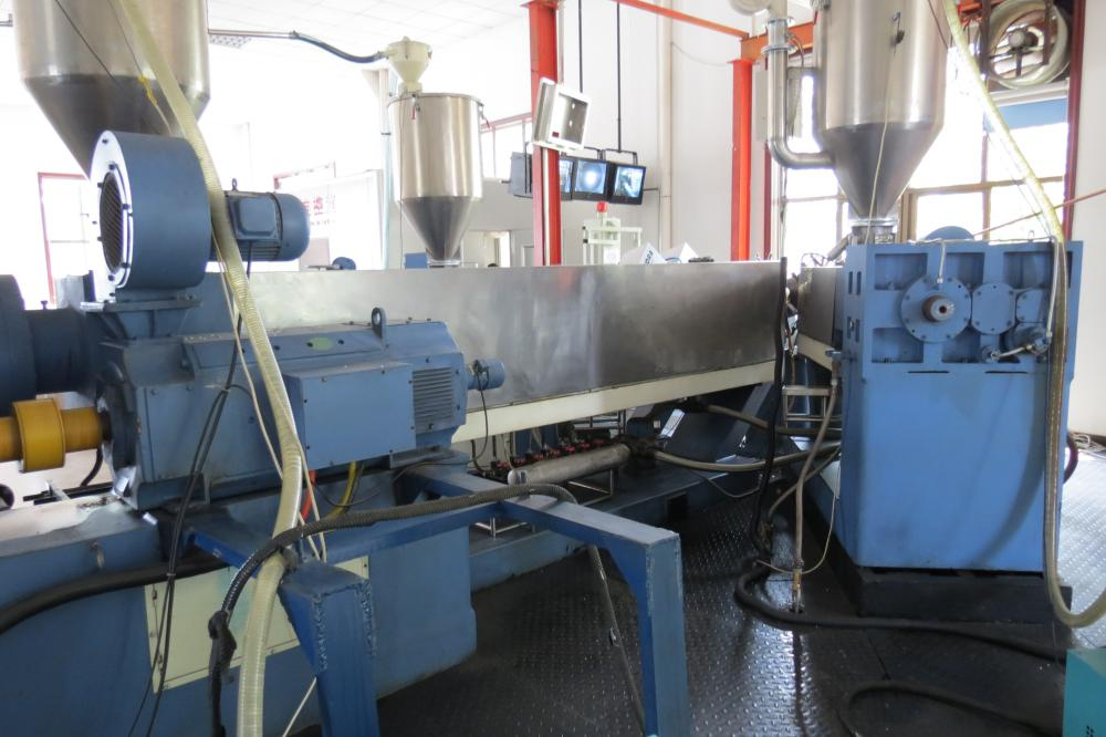 132KV AND BELOW XLPE EXTRUDING LINE ONE