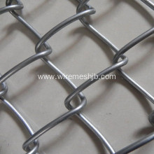 6 Gauge x 2'' Chain Link Mesh Fence