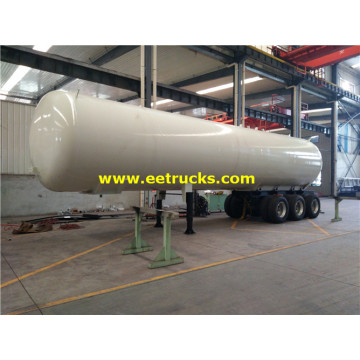 58.5m3 LPG Propane Delivery Trailers