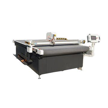 CXRC-1625 Cnc oscillating knife cutting machine