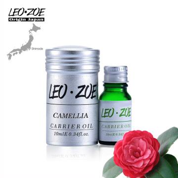 Pure Camellia Oil Famous Brand LEOZOE Certificate Of Origin Japan Camellia Essential Oil 10ML