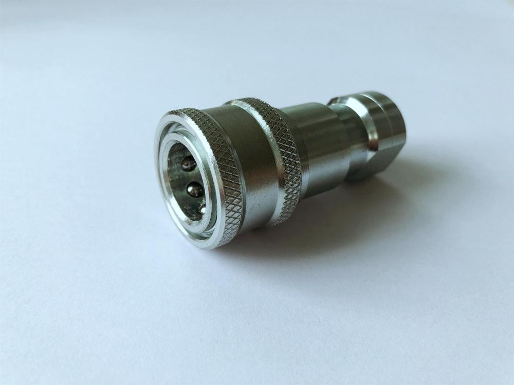 ISO7241-B Female Quick Coupling--6.3 Pipe Size