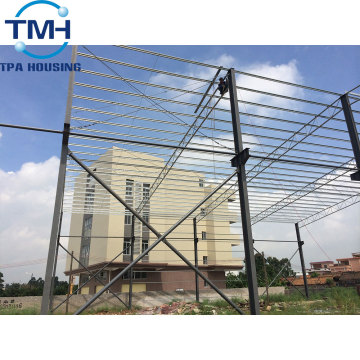 prefabricated steel structure design building warehouse