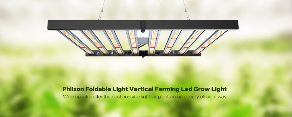 Phlizon led grow light bars