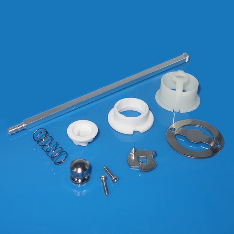 Ceramic Mill Hardware Kits