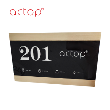 Display Direct Board doorplate
