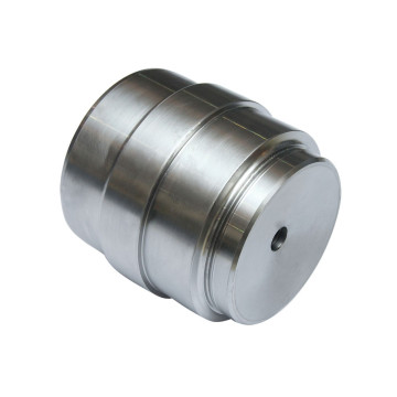 Machined Steel Hydraulic Cylinder Piston Parts