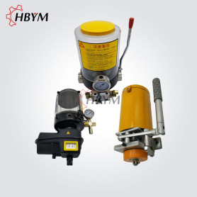 Hydraulic Manual Electric Grease Lubrication Pump