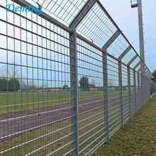 Wholesale PVC Coated Iron Wire Airport Fence