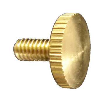 Precision Brass Hand Tighten Screw