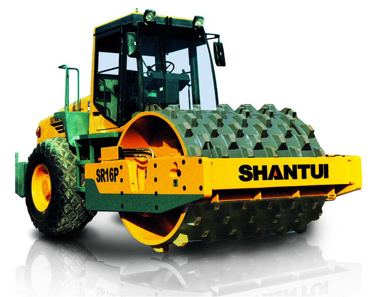 17 Ton Full Hydraulic Single Drum Vibratory Roller