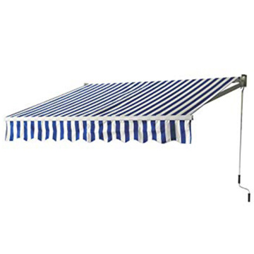 Manual Retractable Sun Shade Patio Awning