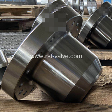 Finish machining ball valve components