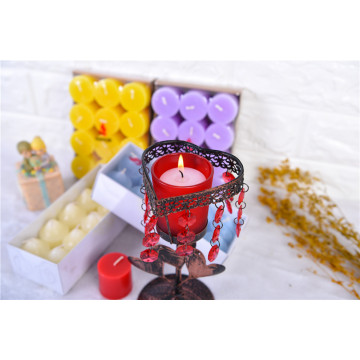 Home Decor Wholesale Flat Top Votive Candle