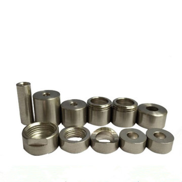Precision lathe machine spacer parts