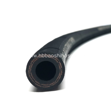 One Layer fiber Braided Rubber Tube