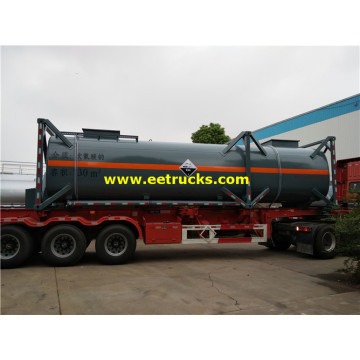 30000 Litres 30feet NaClO Tank Containers
