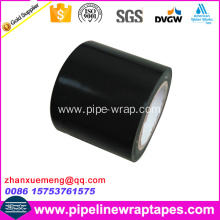 Two layer butyl rubber antocorrosion tape
