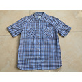 Man Shirt For Blue Color