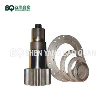 Drive Shaft Gear for Tower Crane H3/36B