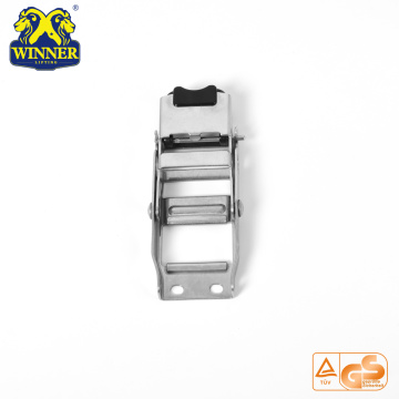 "2"" Low Price Stainless Steel Overcenter Buckle"