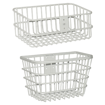Lab High Temperature Plastic Disinfection Baskets