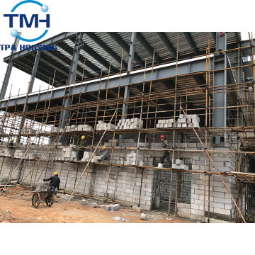 light weight steel structure factory workshop warehouse