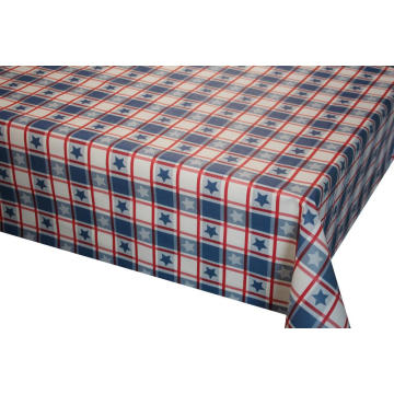 Pvc Printed fitted table covers Ft Table