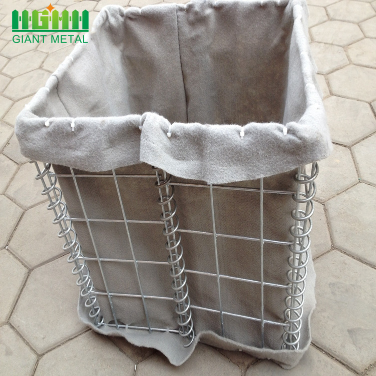 Custom Printed Welded Retaining Wall Hesco Flood Barriers