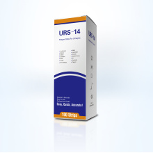 urine reagent test strips Analyzer 14 parameter