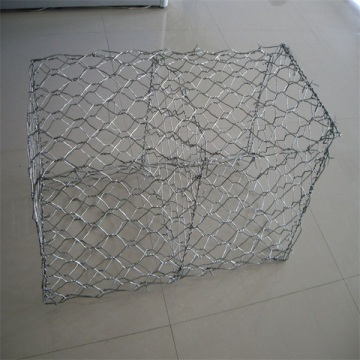 Galvanized Gabion Box Retaining Wall