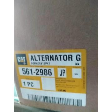 Caterpillar alternator 50A 561-2986 genuine parts