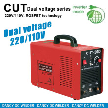 plasma cutter dual voltage CUT-50D