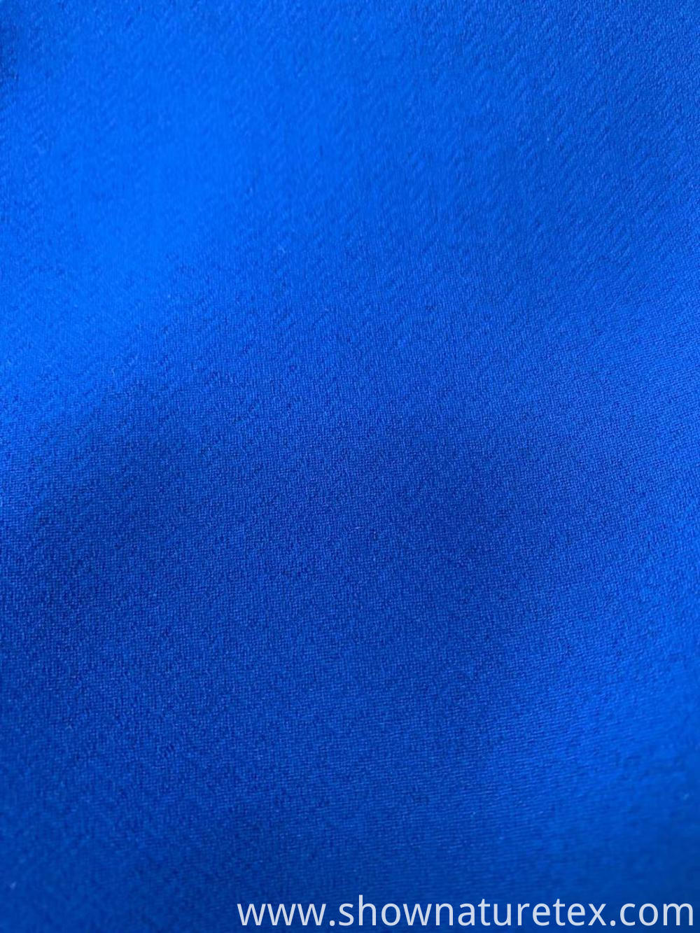 Soft Polyester High Twisted Fabric