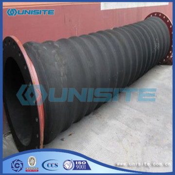 High temperature rubber hose